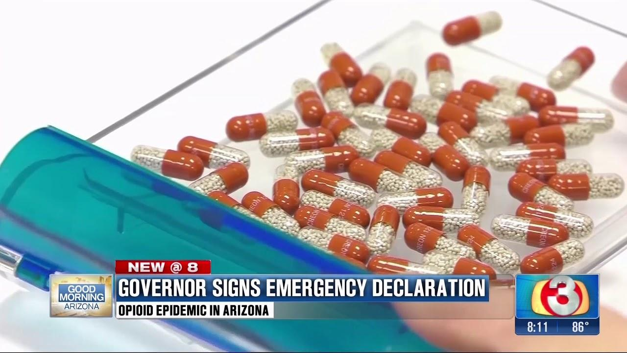 News Channel 3 - Opioid Epidemic in Arizona