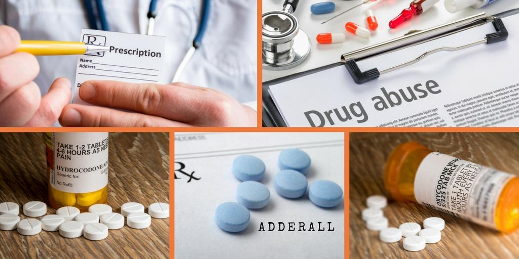 Prescription drugs can lead to addiction. Recovia can help! Call today!